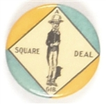 Square Deal Theodore Roosevelt Related Pin