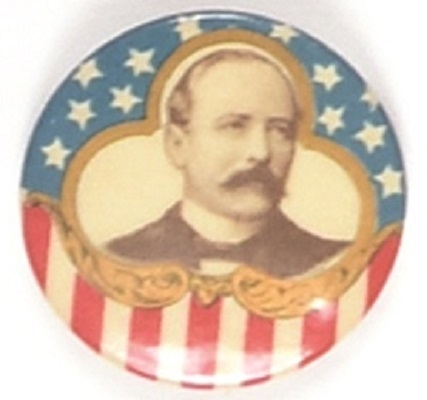 Alton Parker Stars and Stripes Celluloid