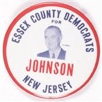 Essex County Democrats for Johnson