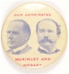 McKinley, Hobart Our Candidates