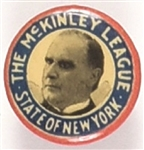 McKinley League of New York Stud