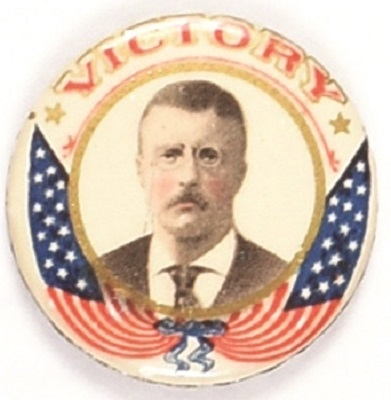 Theodore Roosevelt Victory