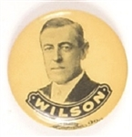 Woodrow Wilson Picture Pin