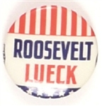 Roosevelt, Lueck Michigan Coattail