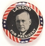 Alf Landon Stars and Stripes