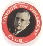 Landon for President Club