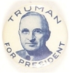 Truman for President Scarce Picture Pin
