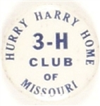 Hurry Harry Home 3-H Club of Missouri