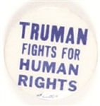 Truman Fights for Human Rights