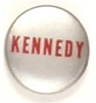 John F. Kennedy Unusual Size, Colors Celluloid