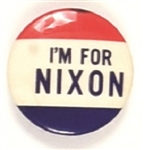 Im for Nixon Celluloid