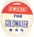 Democrat for Goldwater