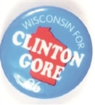 Wisconsin for Clinton, Gore