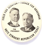 Hoover, Curtis Iowa Coattail Mirror