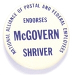 Postal Workers for McGovern
