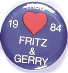 MSU Loves Fritz and Gerry