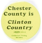 Chester County is Clinton County