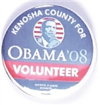 Obama Kenosha County Volunteer