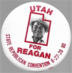 Utah for Reagan