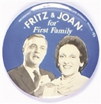 Fritz and Joan Mondale