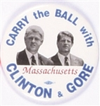 Carry the Ball with Clinton and Gore