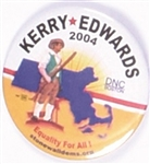 Kerry, Edwards Stonewall Democrats Equality for All