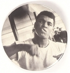 Cassius Clay Early Boxing Pin