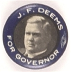 Deems for Governor of Iowa
