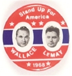 Wallace, LeMay Stand Up for America