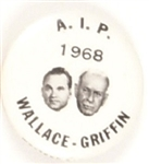 Wallace, Griffin 1968 Jugate