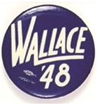 Henry Wallace 48 Celluloid