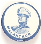 MacArthur Blue and White Celluloid