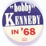 """Bobby"" Kennedy in 68"