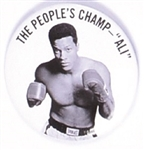 Ali the Peoples Champ Will Smith Movie