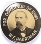 Harriman for Governor of Iowa
