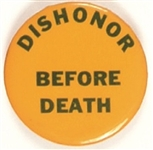 Dishonor Before Death