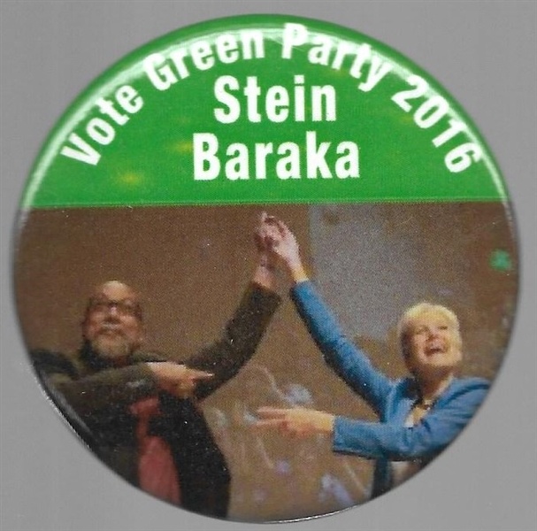 Stein, Baraka Green Party 2016