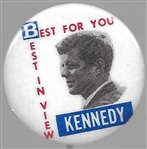 JFK Best for You, Best in View