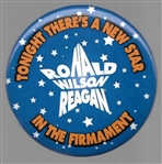 Reagan New Star in the Firmament