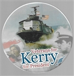 Veterans for Kerry Swift Boat Pin
