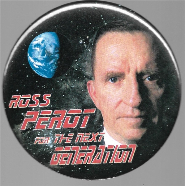 Ross Perot Next Generation