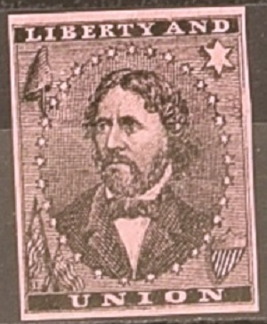 Fremont Rare Campaign Stamp