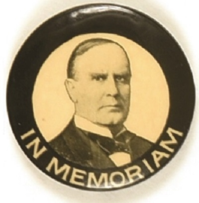 William McKinley in Memoriam