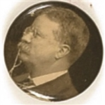 Theodore Roosevelt Profile Celluloid