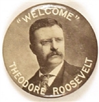 Welcome Theodore Roosevelt