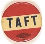Taft Red, White and Blue Celluloid