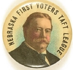 Nebraska First Voters Taft League