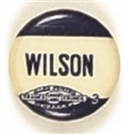 Wilson Small Blue, White Celluloid