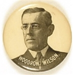 Woodrow Wilson Black, White Celluloid