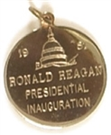 Reagan 1981 New Mexico Inaugural Charm